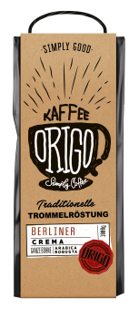 Simply Coffee Berliner Crema 1000 g