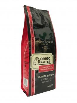 Klassik Barista Espresso, gemahlen, 250 g